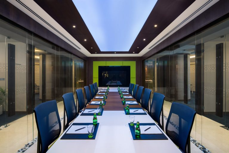 Calyp Latifa Towers Conference Room